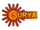 surya tv frequency
