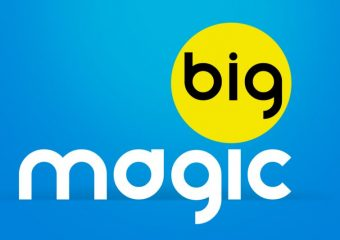 Big Magic Unveils New Logo – From Reliance Broadcast Network