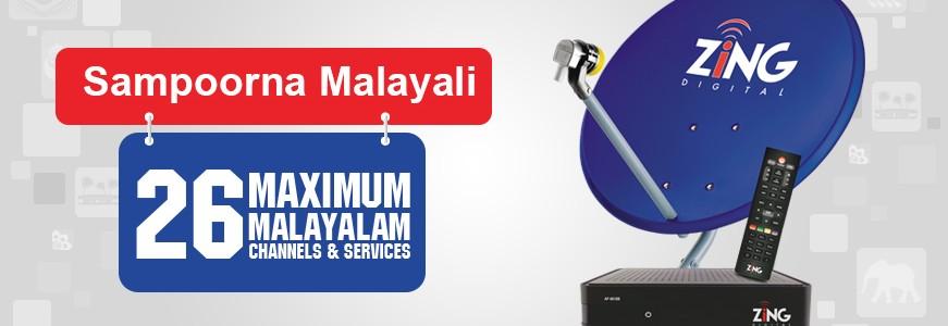 ZING Digital Kerala 99 Package