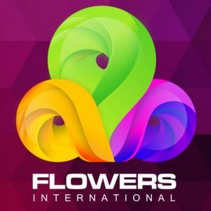 Flowers TV International Channel Logo