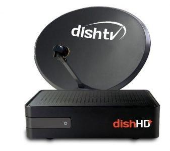 dish tv book online