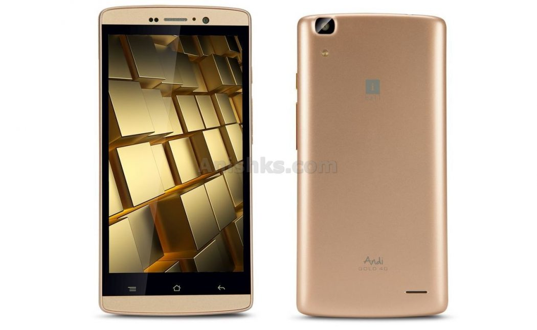 iBall Andi Gold 4G Mobile Review