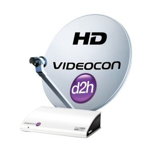 videocon d2h dth connection purchase online