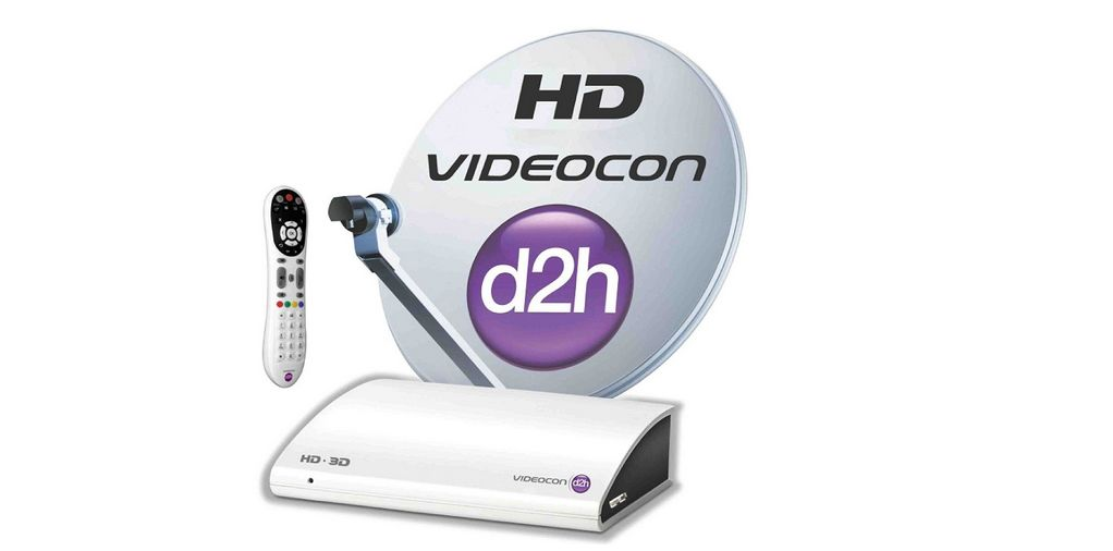 password for videocon d2h satellite management