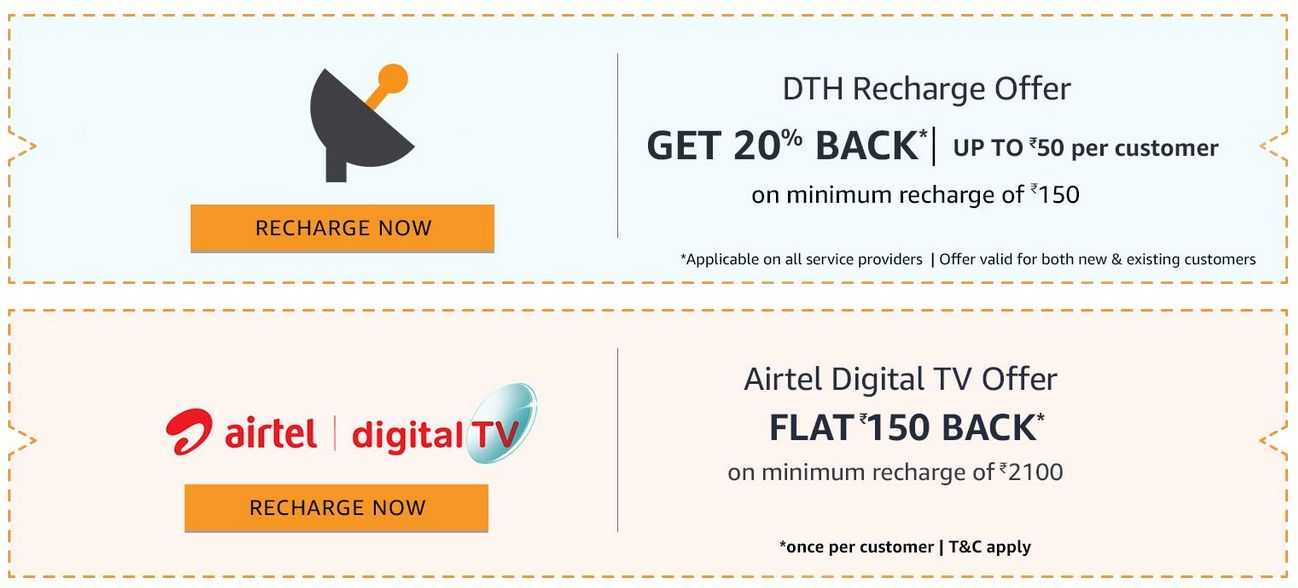 How to recharge DTH online, instantly and seamlessly!