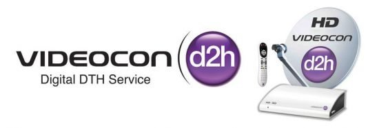 Videocon d2h Value Combo Package