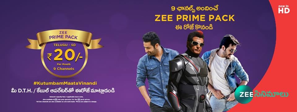 Zee Thirai And Zee Thirai HD - Tamil Movie Channels From Zee