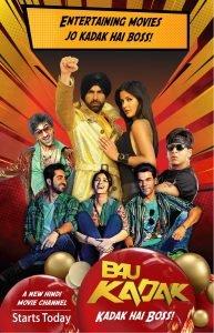 latest hindi fta movie channel list