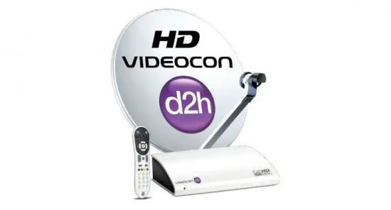 Alexa enabled Dish TV d2h
