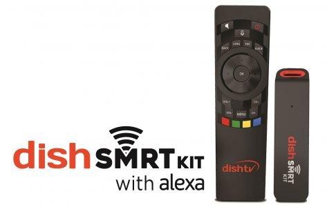 Dish Smrt Kit with Alexa